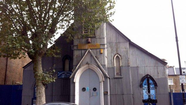 Tin Tabernacle